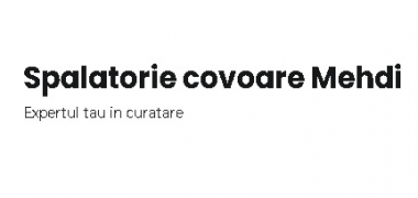 Spalatorie Bucuresti Sector 6